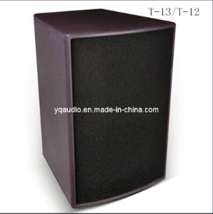 "13"" Purple Colour Professional Audio/Loundspeaker (T-13) pictures & photos"