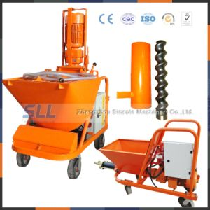 Electric Power Cement Plaster Machine for Sale pictures & photos