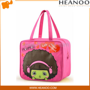 Cartoon Kids Food Cooling Picnic Lunch Ice Cooler Bag pictures & photos