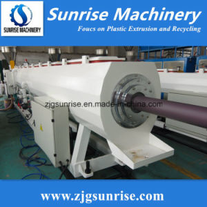 Plastic Pipe Machinery PVC Pipe Extrusion Machine pictures & photos