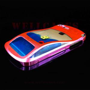 Liquid Oil Car Shape Mobile Phone Case for iPhone 5/6/6plus