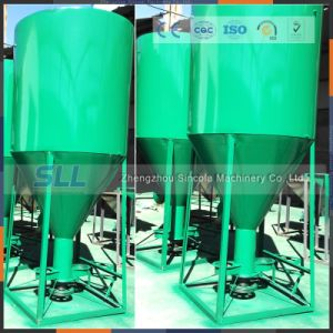 Small Farm Used Chicekn Poultry Feed Mixing Machine Suppliers pictures & photos