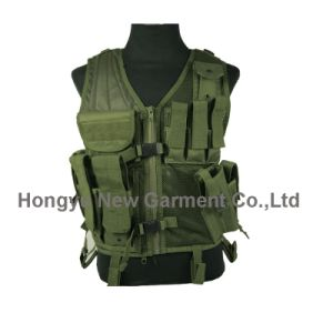 Usmc Mode Molle Assault Plate Carrier Tactical Vest (HY-V031) pictures & photos