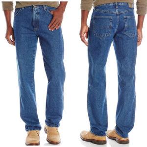 Mens Jeans Straight Blue Jeans Fashion Designer Cowboy Brand Jeans pictures & photos