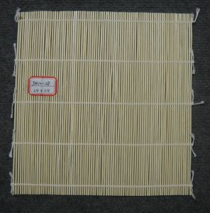 (BC-M1041) Handmade Natural Bamboo Square Heat Insulation Placemat pictures & photos