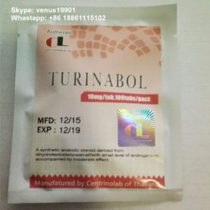 Tbol Pills Turinabol for Bodybuilding 100% Strong pictures & photos