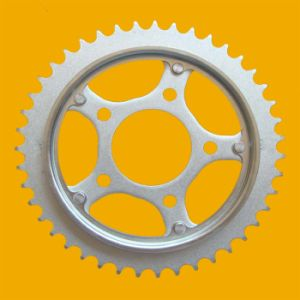 High Quality Sprocket, Motorcycle Sprocket for Xr200-43t Motorcycle Chain Sprocket pictures & photos
