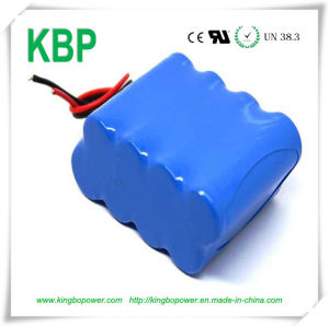 Rechargeable 7.4V Li-ion Battery Pack for Wheels