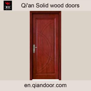 Oak Solid Wood Composite Door pictures & photos