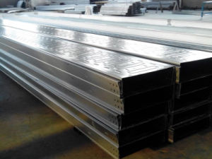 Hot Dipped Galvanized Perforated Cable Tray pictures & photos