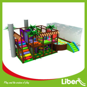 Daycare Center Used Playground Equipment Indoor pictures & photos