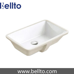 Ceramic Under Mounted Sink with Quartz Vanity Top (221B) pictures & photos