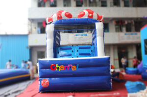 Sea World Theme Inflatable Water Slide for Amusement Park (CHSL560) pictures & photos