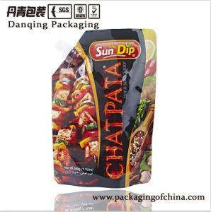 500ml Good Printing Doypack Bag for Sause Packaging pictures & photos