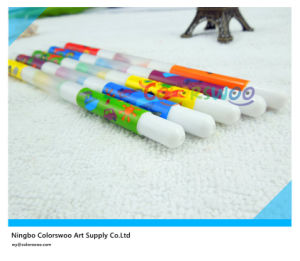 6PCS Dual Tip Water Color Pen for Kids and Students pictures & photos