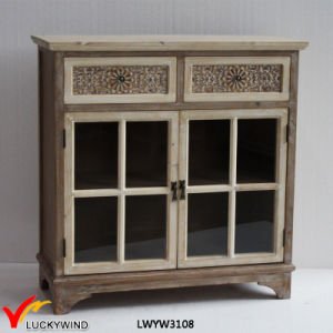 Door Drawer French Countryside Small Antique Furniture Sideboard pictures & photos