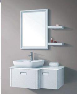 Aluminium Magnesium Alloy Bathroom Cabinet pictures & photos