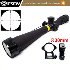 8-32X44 Illuminated Optical Riflescope with Weaver Rail Mounts pictures & photos