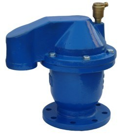 New Type Ductile Iron Combination Air Valve pictures & photos
