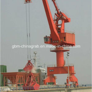 25t Wire Rope Grab Clamshell Bucket for Cargo Bulk pictures & photos