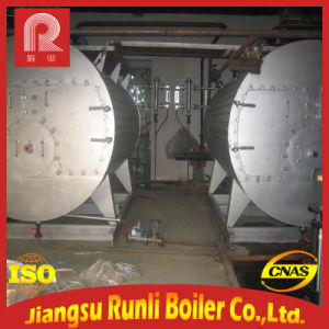 11t Gas-Fired Hot Water Steam Boiler for Industrial pictures & photos