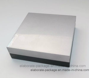 New Silver Black Wood Jewellery Packaging Box pictures & photos