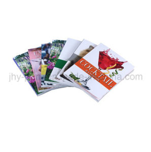 High Qaulity Perfect Binding Hand Book Printing Service (jhy-337) pictures & photos