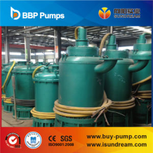 Mine Flameproof Type Drain Desilting Submersible Pump pictures & photos