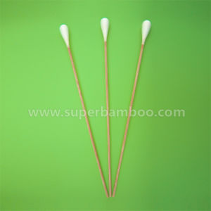 8′ Bamboo Stick Cotton Swab for Medical/Industry Use (B2820310)