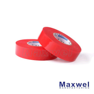 Wrapping and Warning PVC Insulation Tape for Electrical Repair pictures & photos
