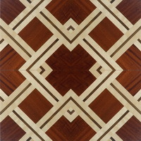 Kahuafloor450*450*15mm Charming Parquet Wood Flooring pictures & photos