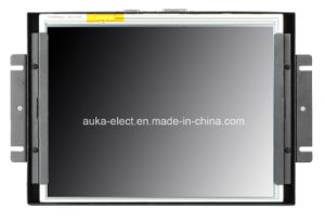 "10.4"" 4: 3 LCD Display Metal Open Frame with Touch Panel pictures & photos"