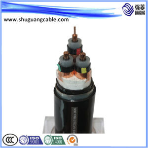 Mv/XLPE Insulated/PE Sheathed/Low Smoke/Halogen Free/Power Cable pictures & photos