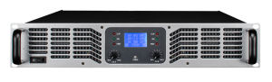 300wx2, 8 Ohms LCD Professional Power Amplifier pictures & photos