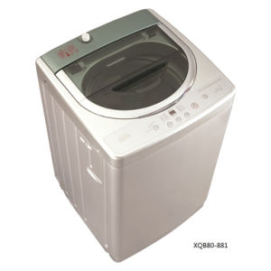 8.0kg Fully Auto Washing Machine (plastic body/ lid) Model XQB80-881 pictures & photos