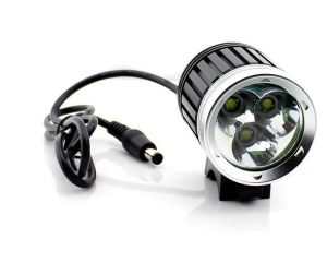 3 CREE Xml T6 Super Brightness 3000lumen Bicycle Light Night Driving Light pictures & photos