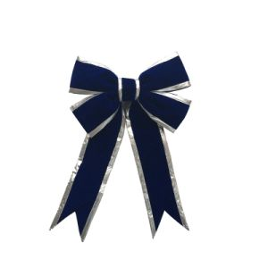 Huge Velvet Decoration Gift Bows for Cars (CBB-1106) pictures & photos