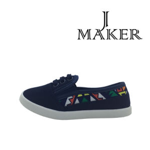 Wholesale Classic Women′s Canvas Shoe (JM2000-L)