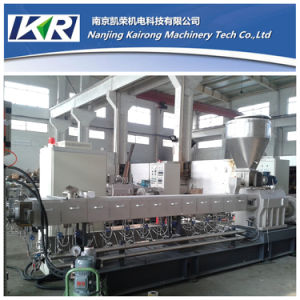Tse-50 PP PE Plastic Compounding Plastic Pelletizing Line pictures & photos
