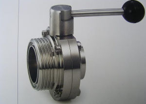Threaded Butterfly Valve pictures & photos