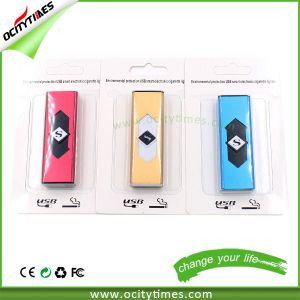 Electric Rechargeable Lighter/Flameless USB Lighter/USB Lighter Cigarette pictures & photos