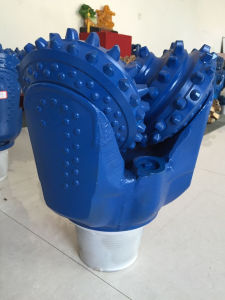 TCI Tricone Rock Roller Bit/Oil Drill Bit, Tricone Water Well Drilling Bits pictures & photos