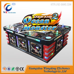 Fire Kirin Gambling Machine Shooting Fish Game Machine for Mall pictures & photos