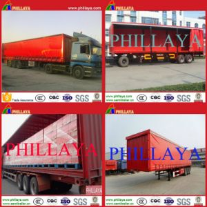 Tri-Axle Aluminum Winspan Trailer pictures & photos