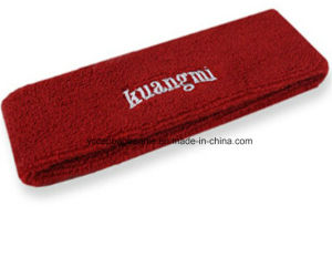 Logo Printed Custom Sport Headband pictures & photos