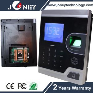 TCP/IP RFID& Fingerprint Attendance Access Control System Biometric Fingerprint Solution pictures & photos