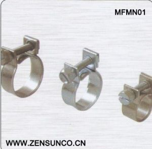 Galvanized Steel Hose Clamp High Quality Mini Hose Clamp pictures & photos