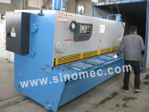 CNC Plate Cutting Machine /Guilltione QC11k-20X3200 pictures & photos