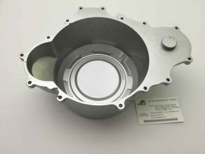Custom Extruded Aluminum Motor Housing pictures & photos