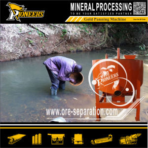 Gold Mobile Mining Machine Gold Processing Centrifugal Machine pictures & photos